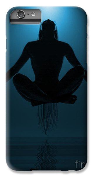 Magician iPhone 6 Plus Case - Reaching Nirvana.. by Nina Stavlund