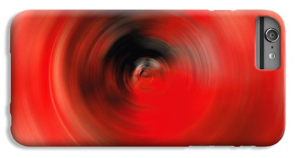 Reality Red - Abstract Art By Sharon Cummings IPhone 6 Plus Case