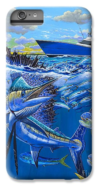 Reef Sail Off00151 IPhone 6 Plus Case by Carey Chen