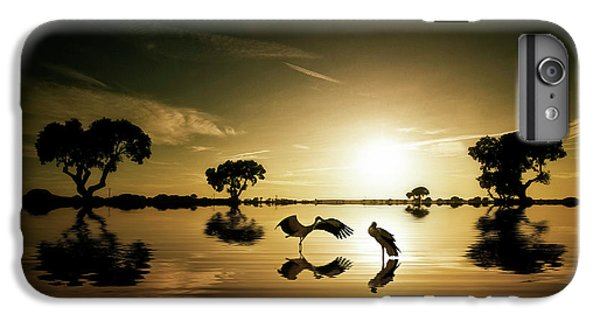 Reflections In The Lake IPhone 6 Plus Case