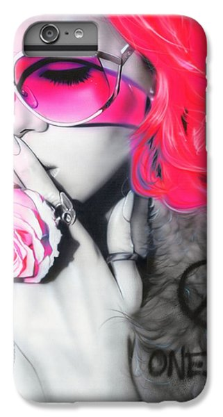Rihanna IPhone 6 Plus Case