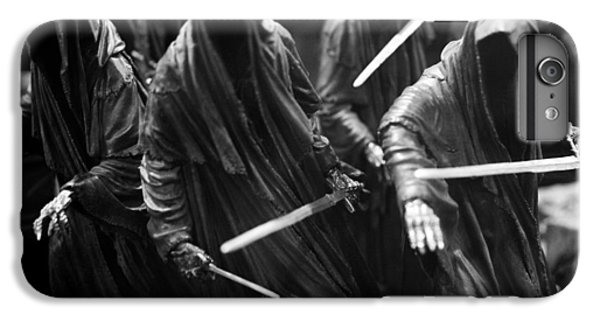 IPhone 6 Plus Case featuring the photograph Ring-wraiths by Nathan Rupert