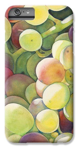Ripening IPhone 6 Plus Case by Sandy Haight