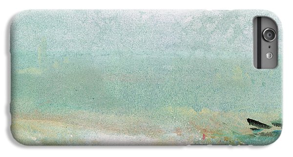 Abstract iPhone 6 Plus Case - River Bank by Joseph Mallord William Turner