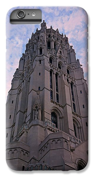 Harlem iPhone 6 Plus Case - Riverside Church by Stephen Stookey