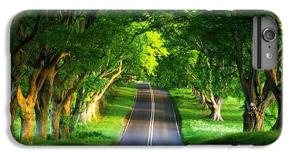 IPhone 6 Plus Case featuring the digital art Road Pictures by Marvin Blaine