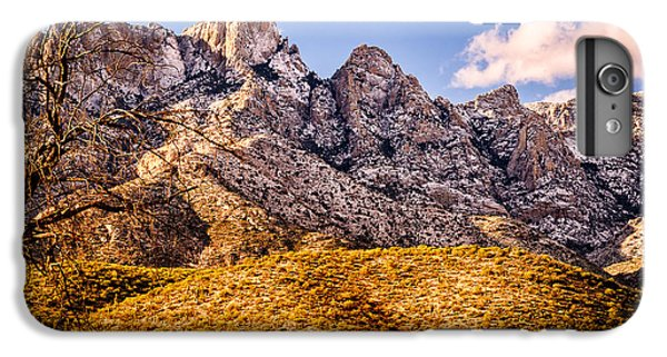 IPhone 6 Plus Case featuring the photograph Rocky Peaks by Mark Myhaver