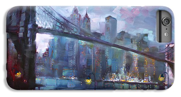 Romance By East River II IPhone 6 Plus Case