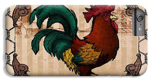 Rooster I IPhone 6 Plus Case