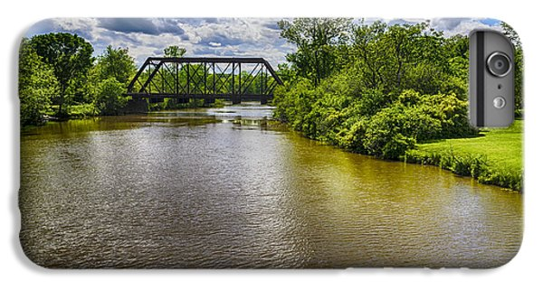 IPhone 6 Plus Case featuring the photograph Royal River by Mark Myhaver