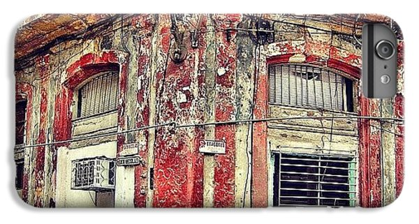 Iger iPhone 6 Plus Case - Ruins - Havana once Upon A Time by Joel Lopez