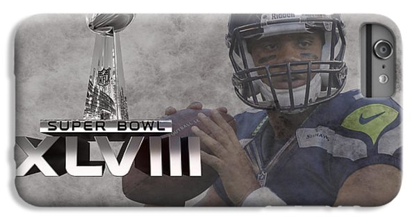 Russell Wilson IPhone 6 Plus Case
