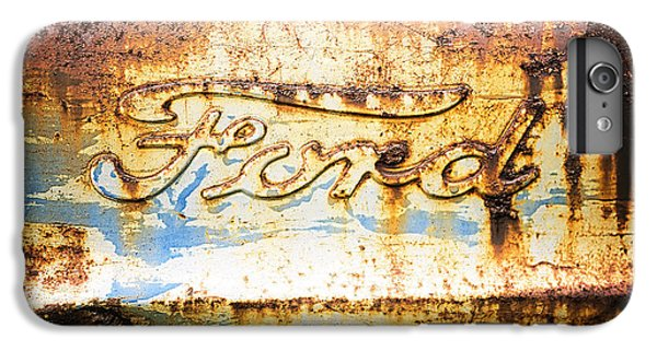 Rusty Old Ford Closeup IPhone 6 Plus Case