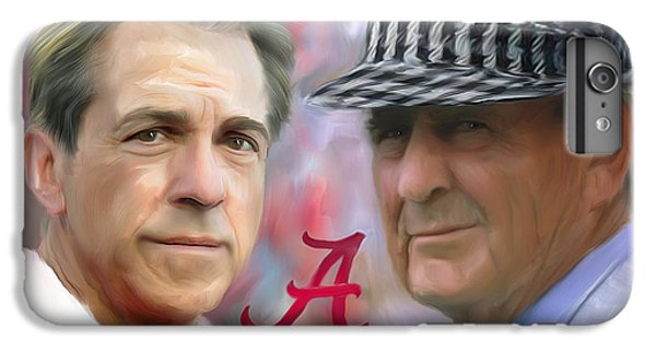 Saban And Bear IPhone 6 Plus Case