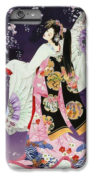 Sagi No Mai IPhone 6 Plus Case by Haruyo Morita