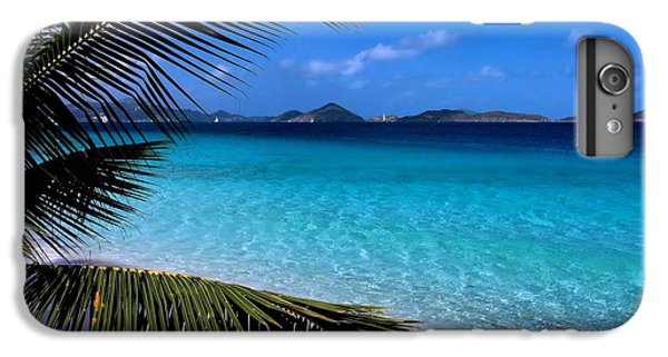 Saloman Beach - St. John IPhone 6 Plus Case