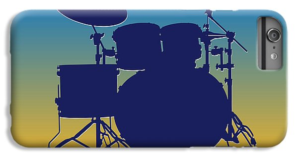 San Diego Chargers Drum Set IPhone 6 Plus Case by Joe Hamilton