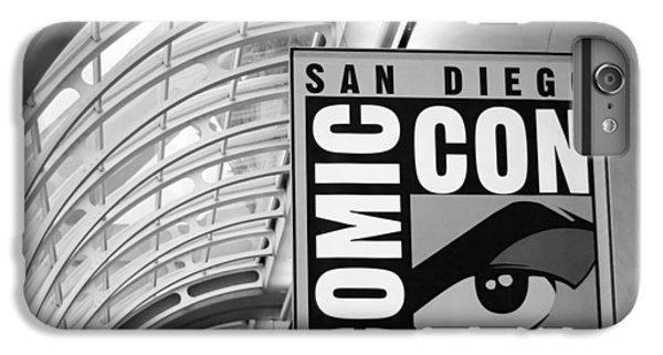 San Diego Comic Con IPhone 6 Plus Case by Nathan Rupert