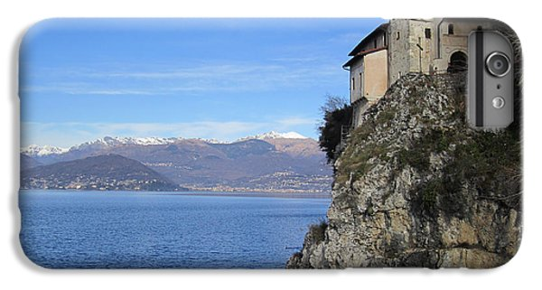 Santa Caterina - Lago Maggiore IPhone 6 Plus Case by Travel Pics