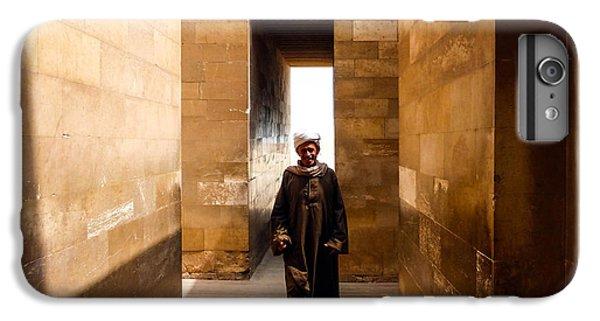 Saqqara Temple IPhone 6 Plus Case by Anthony Baatz