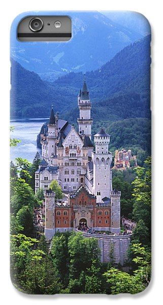 Schloss Neuschwanstein IPhone 6 Plus Case