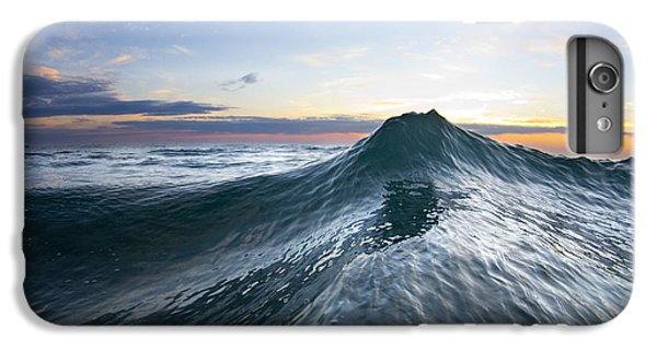 Water Ocean iPhone 6 Plus Case - Sea Mountain by Sean Davey