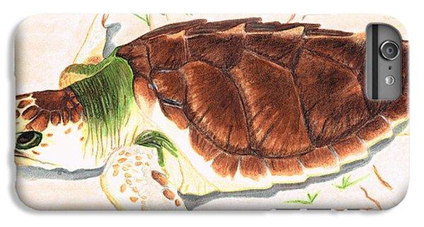 Sea Turtle Art By Sharon Cummings IPhone 6 Plus Case by Sharon Cummings