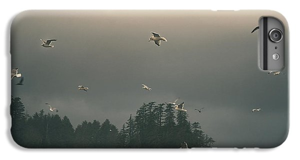 Seagulls In A Storm IPhone 6 Plus Case
