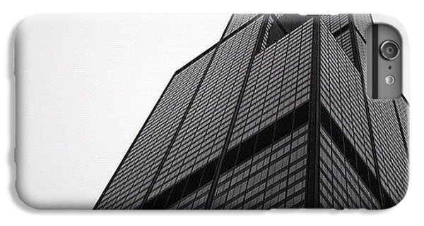 Light iPhone 6 Plus Case - Sears Tower by Mike Maher