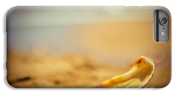 Detail iPhone 6 Plus Case - Seashell  by Raimond Klavins