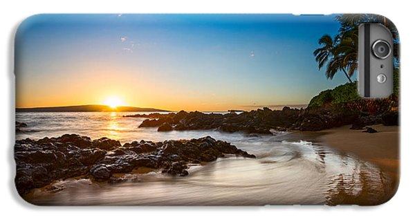 Water Ocean iPhone 6 Plus Case - Secret Beach Sunset by Jamie Pham