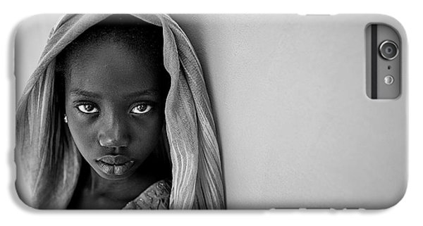Africa iPhone 6 Plus Case - Senegal by Lu??s Godinho