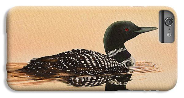 Loon iPhone 6 Plus Case - Serene Beauty by James Williamson