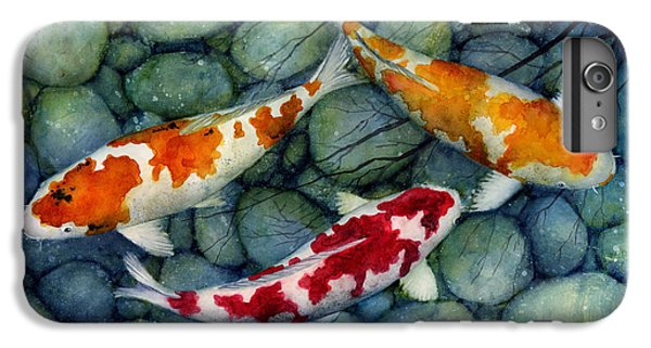 Serenity Koi IPhone 6 Plus Case