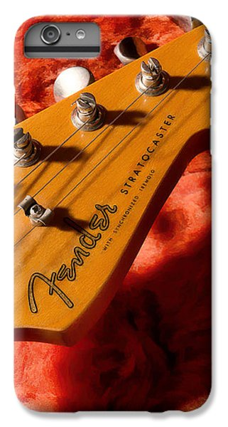 Rock And Roll iPhone 6 Plus Case - Shadowcaster by Douglas Pittman