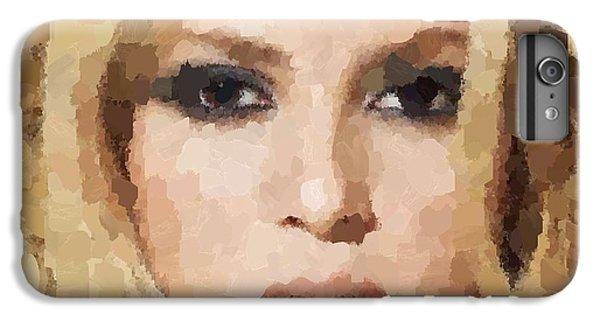 Shakira Portrait IPhone 6 Plus Case by Samuel Majcen