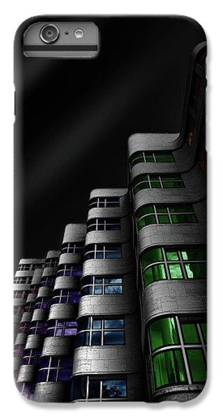 Building iPhone 6 Plus Case - Shellhaus Color by Matthias Hefner