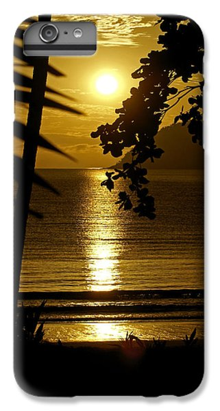 iPhone 6 Plus Case - Shimmer by Holly Kempe