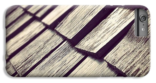 Architecture iPhone 6 Plus Case - Shingles by Christy Beckwith
