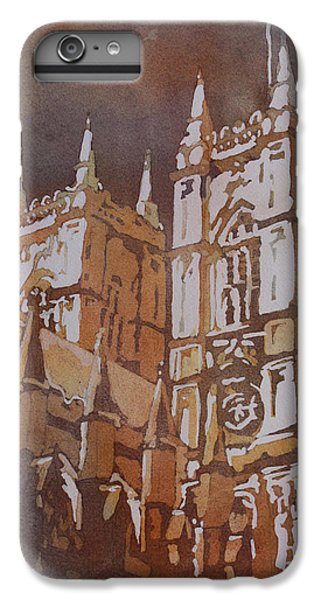 Shining Out Of The Rain IPhone 6 Plus Case by Jenny Armitage