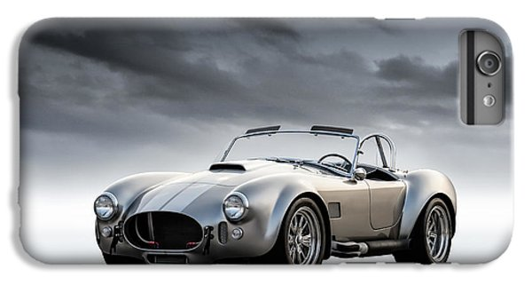 Silver Ac Cobra IPhone 6 Plus Case by Douglas Pittman
