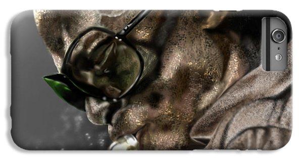 Saxophone iPhone 6 Plus Case - Simply Miles by Reggie Duffie