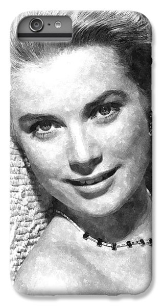 Simply Stunning Grace Kelly IPhone 6 Plus Case by Florian Rodarte