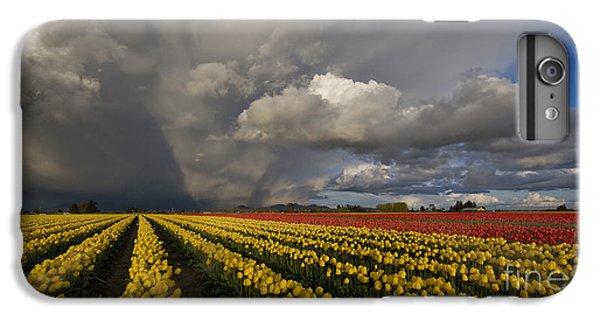 Skagit Valley Storm IPhone 6 Plus Case by Mike Reid