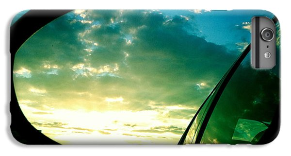 Sky In The Rear Mirror IPhone 6 Plus Case