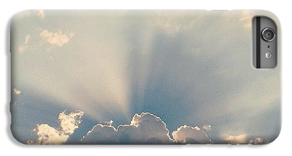 Bright iPhone 6 Plus Case - Sky by Raimond Klavins