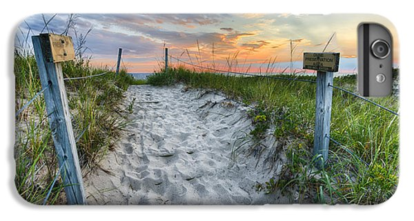 Sleeping Bear National Lakeshore Sunset IPhone 6 Plus Case by Sebastian Musial