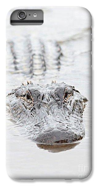Sneaky Swamp Gator IPhone 6 Plus Case