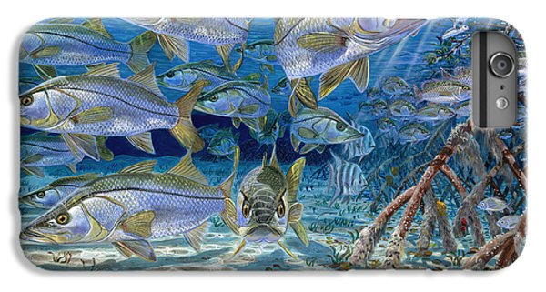 Catfish iPhone 6 Plus Case - Snook Cruise In006 by Carey Chen