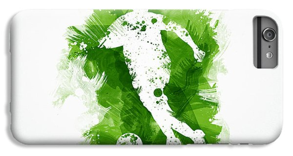 Soccer Player IPhone 6 Plus Case